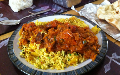 Quiz and Curry Night (for ages 25 – 50) Saturday 27th April @ 7:45pm