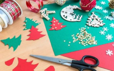 Ladies Time Out Christmas Craft