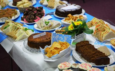 Bring and Share Lunch – Sunday 20th October